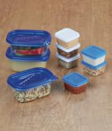 3-oz. Food Containers - Set of 6