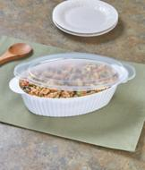 Fluted Food Container