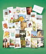 Greeting Cards - Set of 36