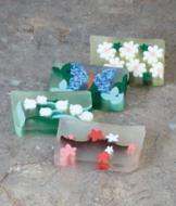 Handmade Flower Soap - Butterfly