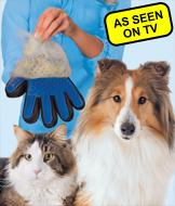 True Touch Deshedding and Lint Glove