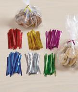 Foil Twist Ties - Pkg. of 500
