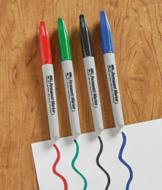 Permanent Markers - Set of 4
