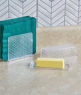 Napkin Holder and Butter Dish Set