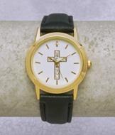 Crystal Cross Watch