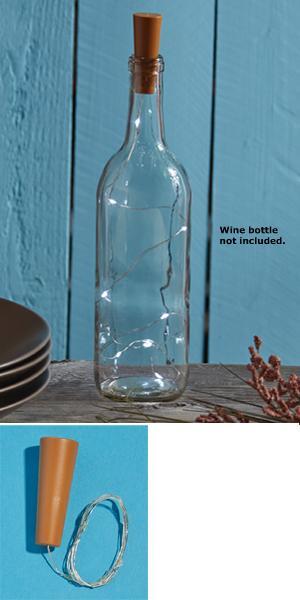 Wine Bottle Fairy Light