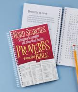 Proverbs Puzzle Book
