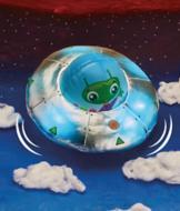 UFO Friend Ship Plush