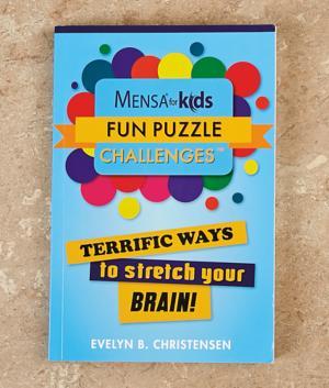 Kids Puzzle Book