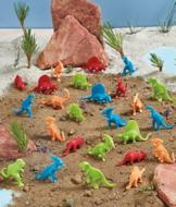 Dinosaur Figures - Set of 25