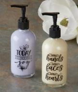 Message Soap Dispenser - Today I Choose Joy