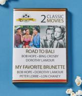 Bob Hope Double Feature DVD