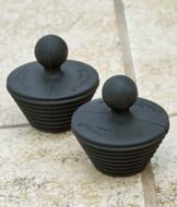Tub and Sink Stoppers - Set of 2