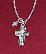 One Blessed Grandma Necklace