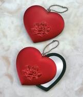 Heart-Shaped Compact