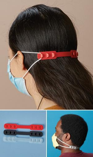 Adjustable Mask Straps - Set of 3