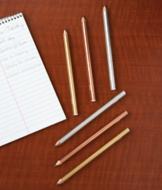 Modern Graphite Pencils - Set of 6