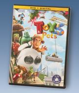 Toys and Pets DVD