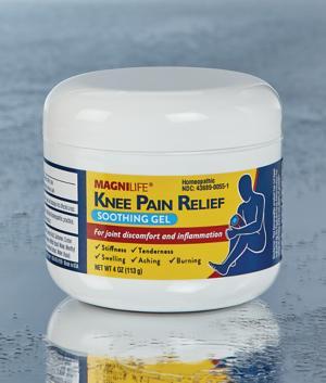 Knee Pain Relief Gel - 4-oz.