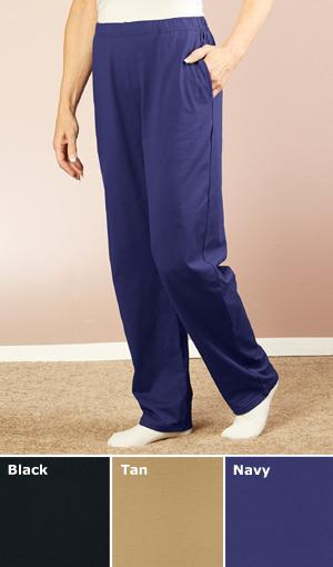 Relaxed-Fit Lounge Pants - Black