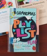 Grandma's Play List Book