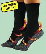 35 Degree Below Socks - Small-Medium/2 Pairs