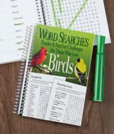Birds Word Search Puzzle Book