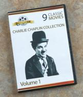 Charlie Chaplin Collection DVD
