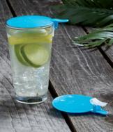 Clip-On Drink Lids - Set of 2