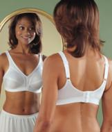 Lace Cup Support Bra