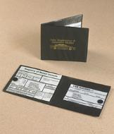Car Registration and Insurance Wallet