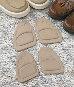 Cushioned Shoe Pads - Men's