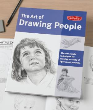 The Art of Drawing People Book