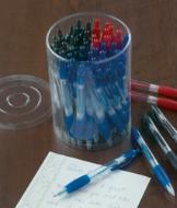Comfort-Grip Pens - 50 Pack