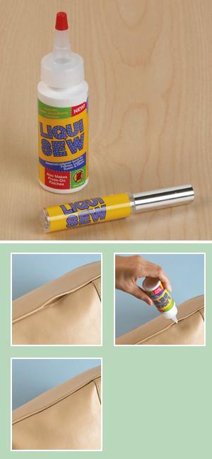 Liqui Sew Liquid Mending Kit