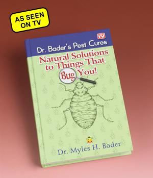 Dr. Bader's Pest Cures Book