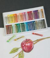 Pentel Oil Pastels - Set of 50