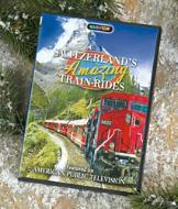 Switzerland's Amazing Train Rides DVD