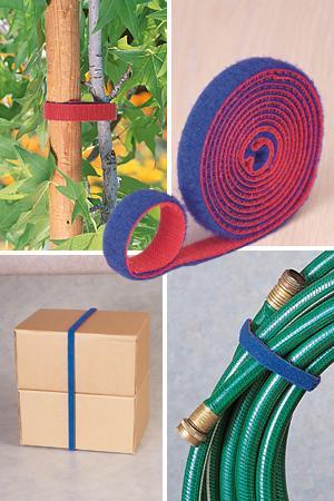 Hook-and-Loop Fastening Wrap (16-1/2' Roll)