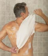 Exfoliating Shower Strap