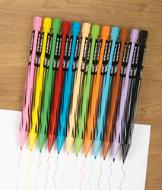 Mechanical Colored Pencils - Set of 12
