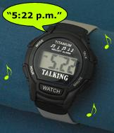 Men's Talking Watch