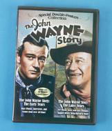 The John Wayne Story Double Feature DVD