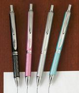Pentel EnerGel Pen - Blue/Silver