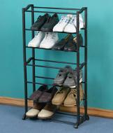 7-Tier Shoe Shelf Unit