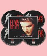 Elvis 100 Hits - 4-CD Set