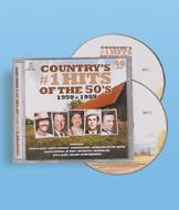 Country's #1 Hits of the '50s - 2-CD Set