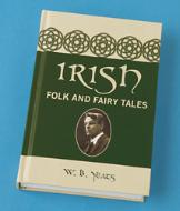 Irish Folk and Fairy Tales Book