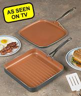 Gotham Steel Griddle Pan