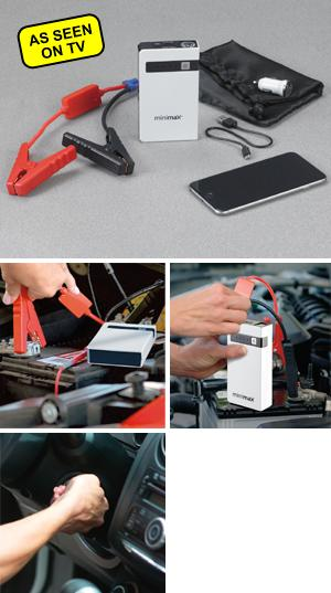 MiniMax Portable Power Pack